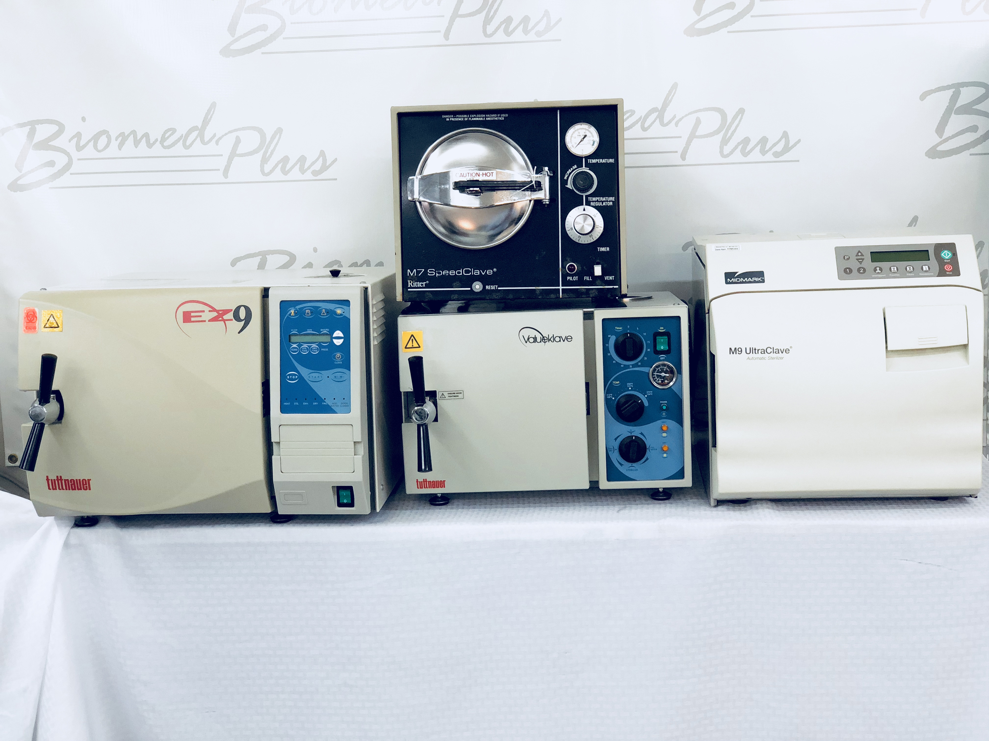 Pre-owned Autoclaves