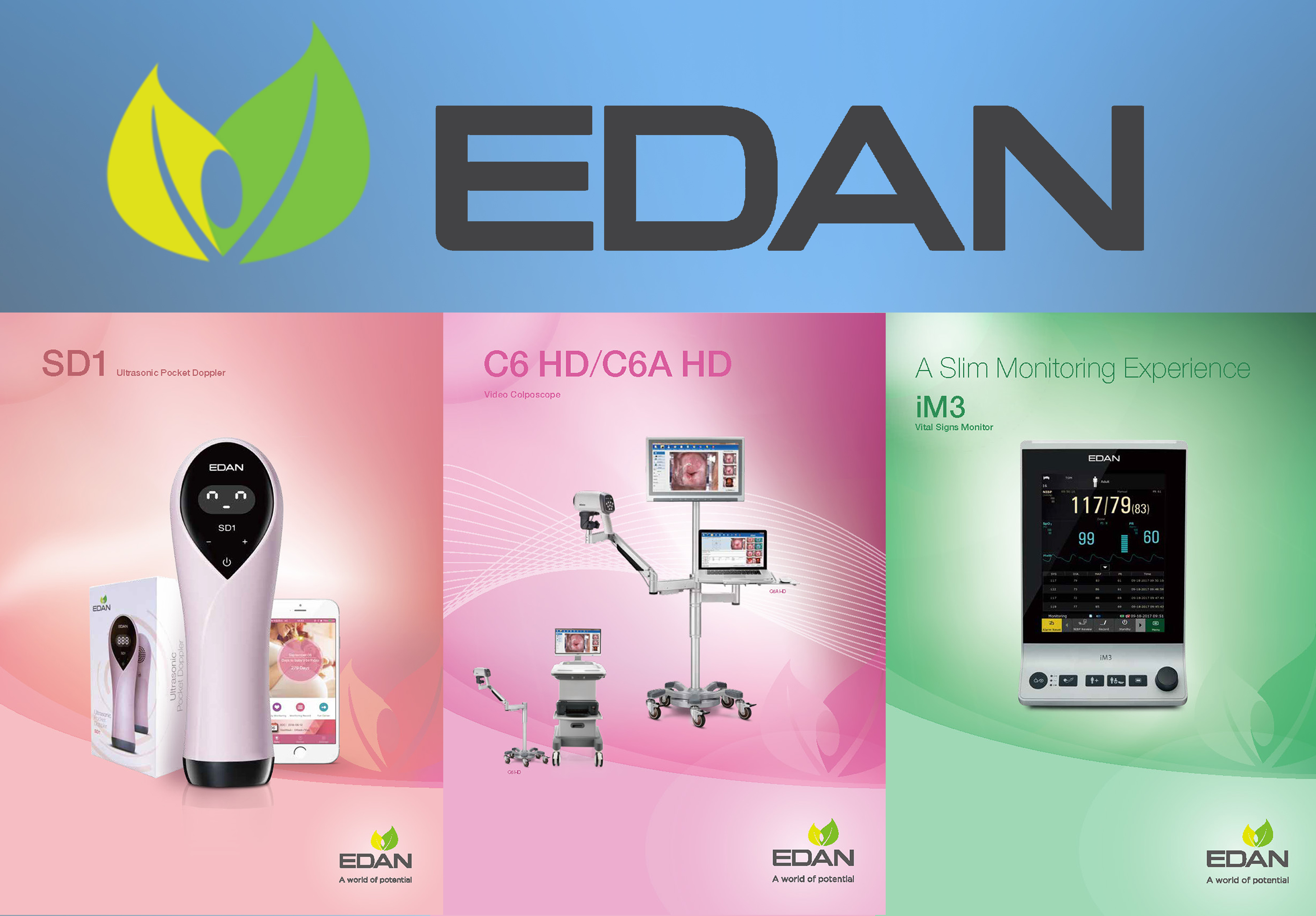 Great Products From Edan