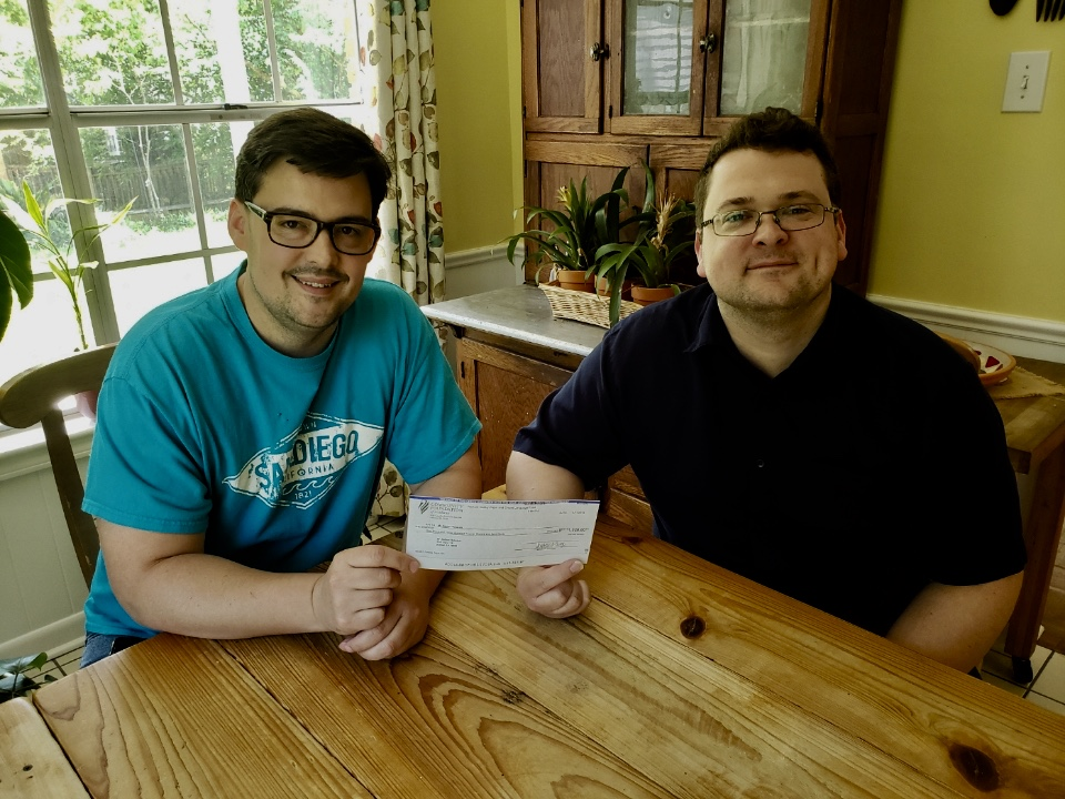 David and Nathan Rabalais Receive Grant for Cajun Film