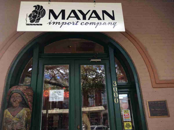 mayan import company new orleans la