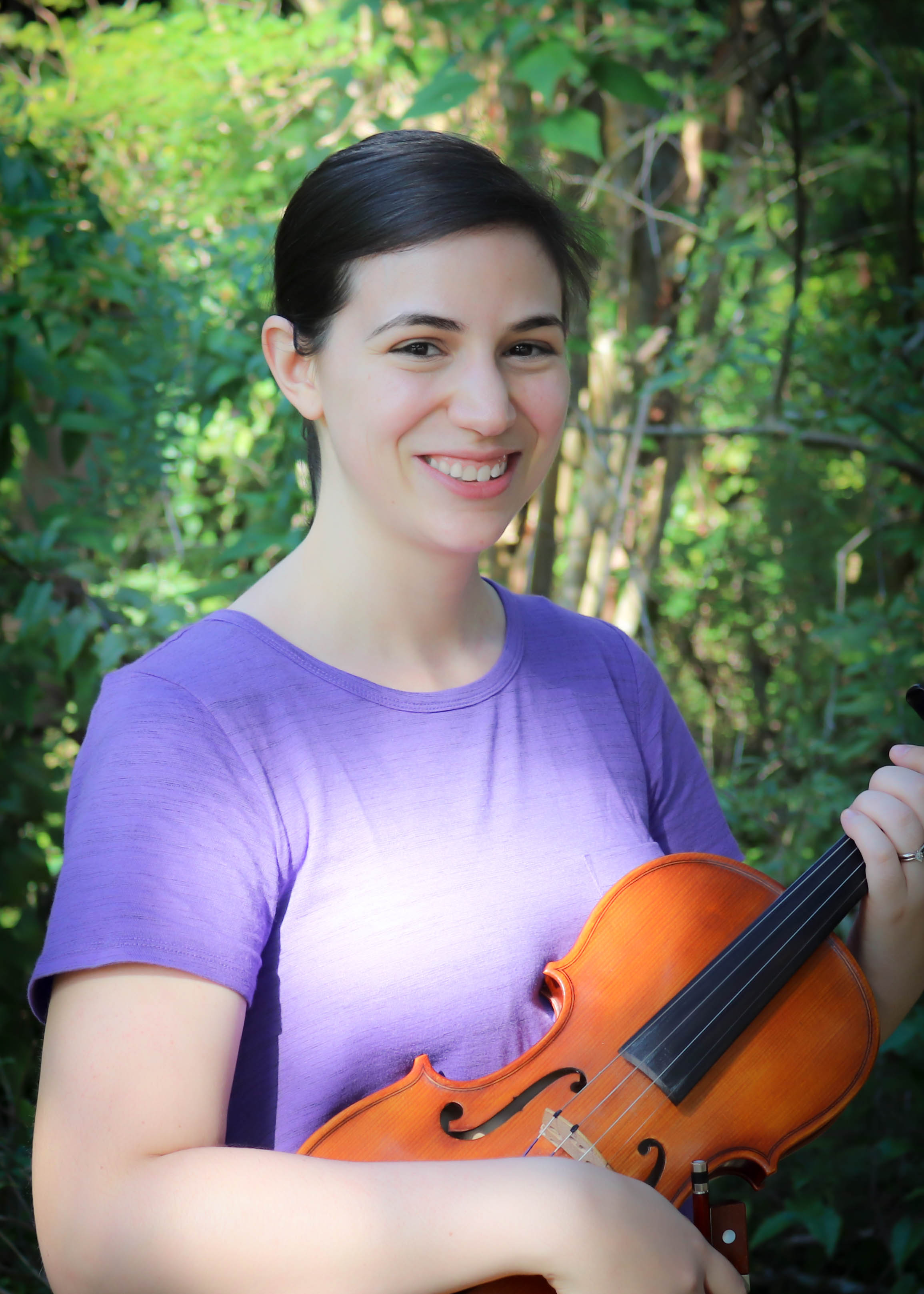 Miranda Buras (Music Therapy, Strings)